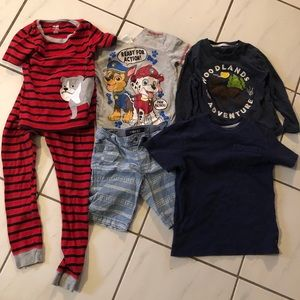 Boys Clothing Lot Kids